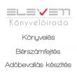 Eleven Könyvelőiroda: Könyvelés, bérszámfejtés, adóbevallás készítés