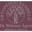 Dr. Wimmer Ágnes ortopédiai és manuálterápiás rendelője