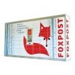 FoxPost Csomagautomata - Allee