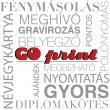 Go Print - Allee