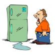 Serák György hűtőgépszerelő