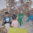 Madárhegyi Sóbarlang - sószobák tervezése, építése