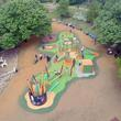 Cerka-firka Játszótér (Forrás: fokert.hu)