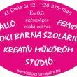 XI. kerületi EU 0.3 Csokibarna Szolárium Kreatív Műköröm Stúdió