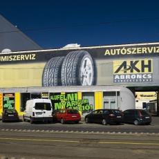 AKH Autó- és Gumiszerviz - Fehérvári út