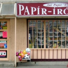 Ani Papír-Írószer
