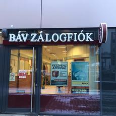 BÁV Zálogfiók - Rétköz utca