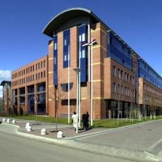 BME I-épület (Fotó: Philip János)