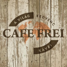 Cafe Frei - Office Garden, Alíz utca
