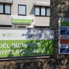 Dél-budapesti Ügyfélszolgálat (Forrás: dhkzrt.hu)