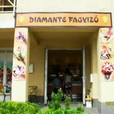 Diamante Fagyizó, Gazdagrét