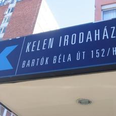 Retro Kifőzde - Kelen Irodaház, Bartók Béla út