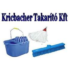 Kricbacher Takarító Kft.