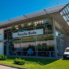 Porsche Buda Étterem