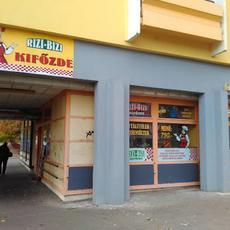 Rizi-bizi Kifőzde (Fotó: Dénes Péter Zábrák)