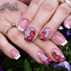 Rudolf Klára - My Nails