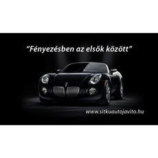 Sitku-Lux Bt. - karosszériajavítás, autófényezés