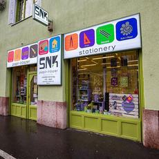 SNK Papír-Irószer - Budafoki út