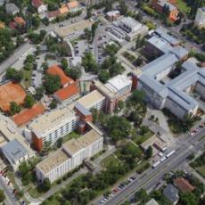 Szent Imre Kórház (Fotó: legifoto.com)