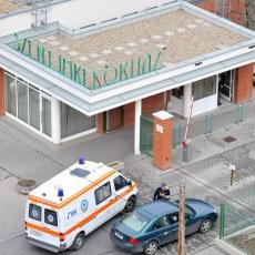 Szent Imre Kórház (Fotó: Máthé Zoltán - MTI)
