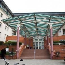 Szent Imre Kórház (Forrás: wikimapia.org)