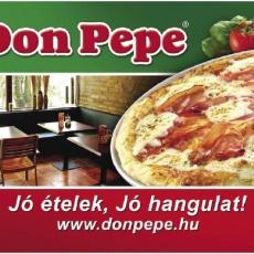 Don Pepe Étterem & Pizzéria - Budafoki út