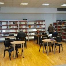 Fővárosi Szabó Ervin Könyvtár - Kelenföldi Könyvtár