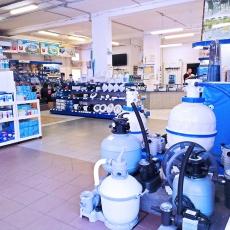 Aqualing Medenceáruház - Újbuda