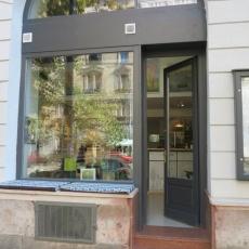 Gross Arnold Műterem, Galéria és Kávézó