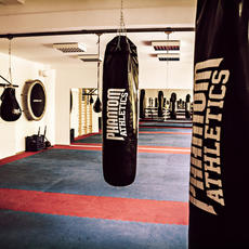 A boxterem felszerelései