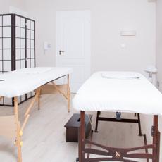 Főnix Stúdió: masszázsszoba - páros masszázs