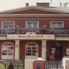 Víghajós John Bull Pub