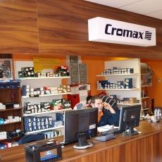 Cromax Autóalkatrész - Fehérvári út