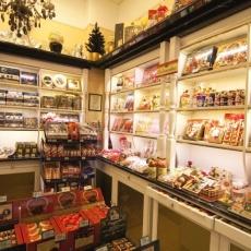 Szamos Csokoládébolt - Allee