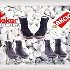 Rieker bokacipő, csizmák a Valentina cipőboltokban & Webáruházban