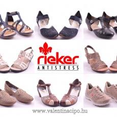 Rieker női szandálok a Valentina Cipőboltokban & Webáruházban