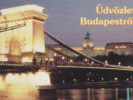 Régi képeslap, forrás: egykor.hu