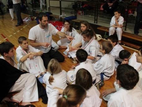 Újbuda karate 2