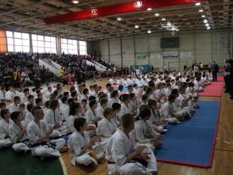 Újbuda karate 3