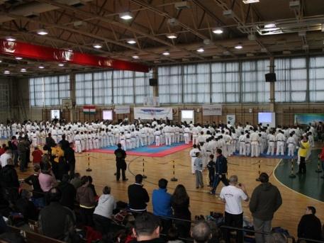 Újbuda karate 4