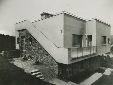 A ház 1944-ben