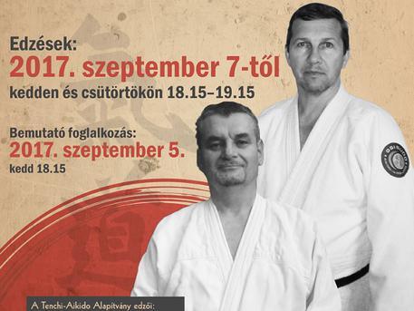 Aikido bemutatkozó, nyílt óra