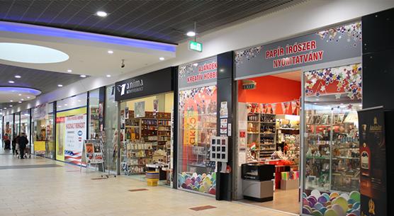 XI. kerület Újbuda | CCC Auchan Savoya Park