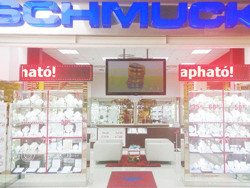 Schmuck Ékszerszalon - Auchan Budaörs 5f22145ef3