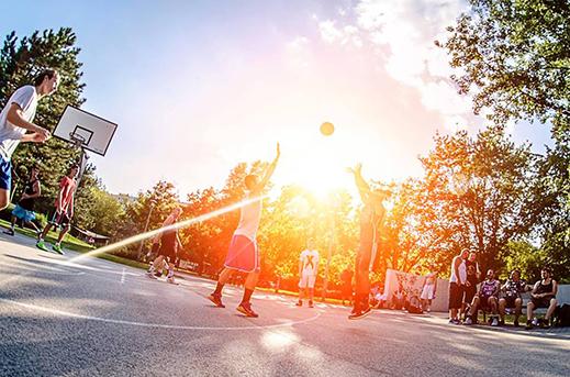 Fotó: Bikás pak streetball