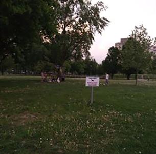 Bikás park, olvasói fotó