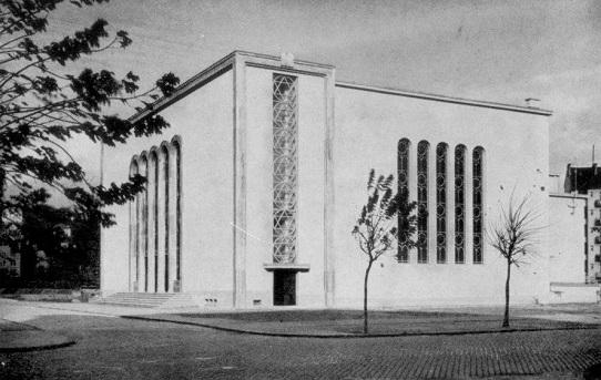 Újra zsinagóga lesz ez a Bocskai úti épület