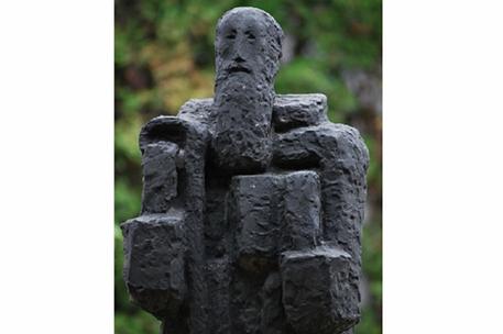 A keresett szobor, forrás: police.hu