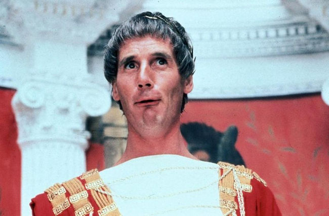 Egy korábbi helytartó, Poncius Pilátus filmes ábrázolása